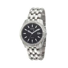 Citizen BM6810-59L Men's Eco Drive Diamond Black