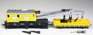 H0 Roco 46331 Kranwagen mit Schutzwagen DB Ep.3/4