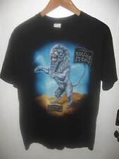 Rolling Stones The Bridges To Babylon 1997 Rock Concert Tour T Shirt  USA XLrg
