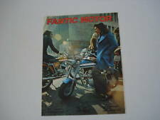 advertising Pubblicità 1973 MOTO FANTIC TI - TX 7