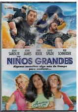 Niños grandes (Grown Ups) (DVD Nuevo)