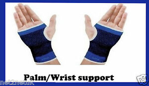 Neoprene Elastic Adjustable Palm/Wrist Support Protector Brace Sports Gym