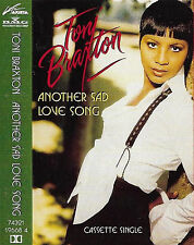 TONI BRAXTON ANOTHER SAD LOVE SONG CASSETTE SINGLE Electronic Downtempo