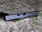 Glock 19 Patmos Arms Slide - Stripped - PVD Coating - Front and Rear Serrations