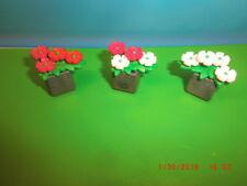 Playmobil flores recuadro tiesto maceta balcón X-sistema casa ** 399