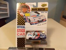 ROAD CHAMPS MARK MARTIN COLLECTOR RACE CAR