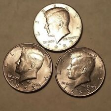 (1 Coin) 1983-D Kennedy Half Dollar.
