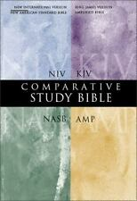 Comparative Study Bible, Revised .. U