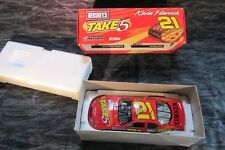 #21 Kevin Harvick 2005 Hershey's Take 5 Action 1/24 New AUTOGRAPHED