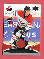 2016-17 Thomas Chabot Upper Deck Team Canada Juniors Jersey - Ottawa Senators