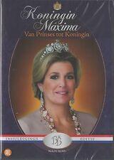 Koningin Maxima - Van Prinses Tot Koningin     New dvd  in seal  Blauw Bloed