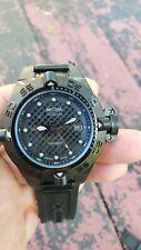 Invicta  Abda Subaqua Noma IV 0522 Watch 45 mm Swiss 26 jewell *Read*