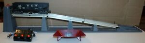 Lionel No.456 Coal Ramp with 3456 Hopper Car. 456C Controller & Coal Tray !