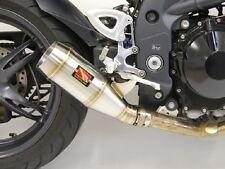 Competition Werkes GP Slip-On Exhaust w/ O2 Sensor 2005-07 Triumph Speed Triple