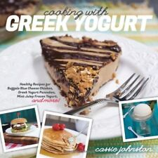 Cooking with Greek Yogurt: Healthy Recipes for Buf