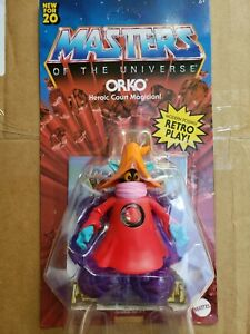 Masters Of The Universe Origins Orko MOTU He-Man *IN HAND & Direct*
