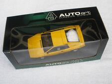 Lotus Esprit tipo 79 - 1/18 - AutoArt - 75301-GIALLO-OVP-Rarità!