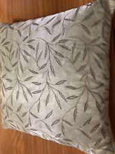 Sage Green Throw Pillow