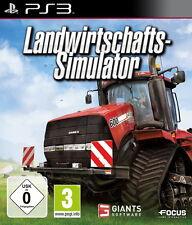LANDWIRTSCHAFTS-SIMULATOR PS3 - PlayStation 3 Spielin OVP