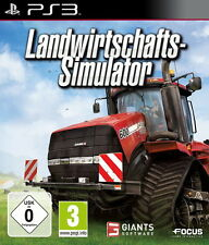 SONY PS3 Landwirtschafts-Simulator 2013 PlayStation 3 gebraucht OVP komplett TOP