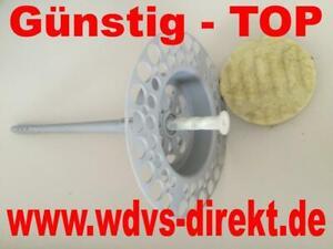 Angebotserstellung WDVS Dübel versenkbar in Mineralwolle 160 180 200 240 280 mm