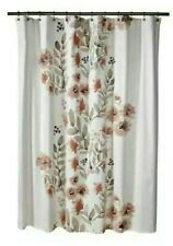 Threshold Coral Blooms Shower Curtain