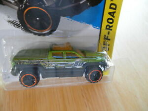 NIP Retired Years Past HOT WHEELS OFF ROAD PICK-UP TRUCK Dual Cab OFF DUTY Race