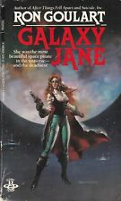 Galaxy Jane by Ron Goulart ( Berkley Books | First Printing | 1986 )