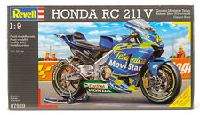 KIT REVELL 1:9 MOTO DA COSTRUIRE HONDA Rc211V GRESINI MOVISTAR TEAM ART. 07929