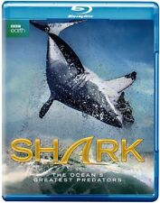 Shark (Blu-ray) BBC Earth NEW