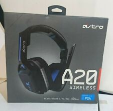 ASTRO Gaming A20 Wireless Gaming Headset Compatible for PlayStation 4