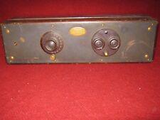Atwater Kent Receiving Set Model No. 33 Made in USA 1926 Needs Repair
