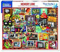 Memory Lane 1000 piece jigsaw puzzle 760mm x 610mm (wmp)