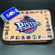 DETROIT PISTONS LUNCHBOX NBA lunch box basketball sports card insert auto tag