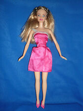 Blonde Barbie Size Doll & Outfit~ Straight Blonde Hair ~ Clone ~ Very Pretty!