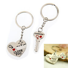 PERFECT His And Hers i love you keyring Couple Keychain Keyring Lover Gift