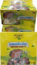 2016 Garbage Pail Kids Prime Slime Trashy TV Sealed Box 24 Packs 10 Stickers Ea
