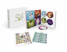 54 Disney Grand Classiques - Édition Limitée (DVD, 2017, Coffret de 54 Disques)
