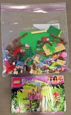 LEGO Friends Olivia's Tree House (3065) [MISSING 6 PIECES]