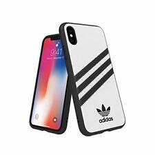iPhone X / XS Case adidas Originals White