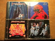 Black Sabbath [4 CD Alben] Dehumanizer + Bloody + Heaven & Hell + Born Again