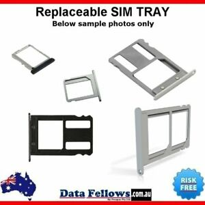 Sim Card Tray Holder For Xiaomi Redmi 3 4 5 5A 6 6A 7A S2 Pro Replacement