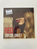 Taylor Swift Red (2012) NEW & SEALED Vinyl Record Music Album Double 2 LP