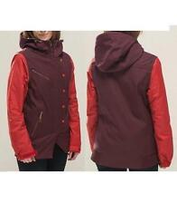 HOLDEN Women's RYDELL Snow Jacket - Port Royale Chili Pepper - Small - NWT