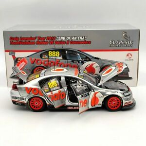 Classic 1:18 Craig Lowndes's 2012 #888 Holden VE Series II Commodore 18525 Used