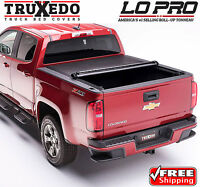 TruXedo Lo Pro Tonneau Roll Up Cover for 19 20 Dodge Ram 1500 5.7 ft Bed 585901