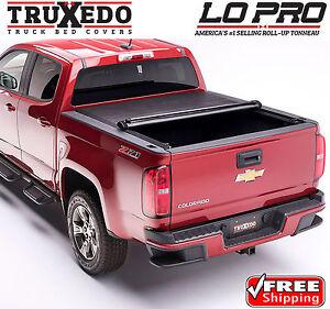 TruXedo Lo Pro Tonneau Roll Up Cover for 07-13 Silverado Sierra 1500 5'8'' Bed