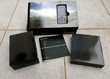 Sony Ericsson K850i in schwarz-blau und OVP !