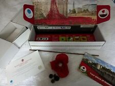 More details for tower of london original ceramic poppy and certificate by paul cummins 2014