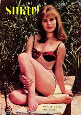 Smart Magazine #68 1964 West German, From Gondel Publisher, Elizabeth Montgomery